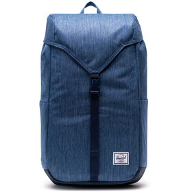 Herschel Thompson Sac à dos 17L, faded denim/indigo denim